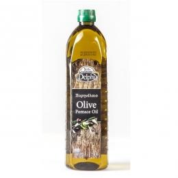 Оливковое масло рафинированное DELPHI Помас 1л ПЭТ