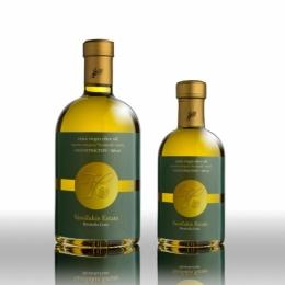 Оливковое масло Вассилакис Vassilakis Estate 500 мл