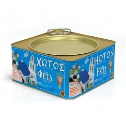 """Сыр Фета """"Hotos"""" в рассоле из смеси овечьего и козьего молока"""