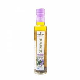 Масло оливковое Extra Virgin с розмарином CRETAN MILL 0,25л