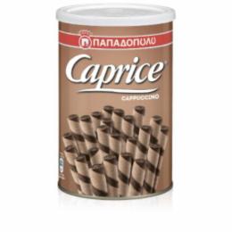 Вафли венские с кремом капучино CAPRICE 250г