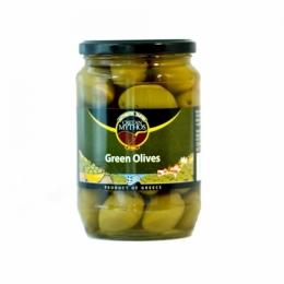 Зелёные оливки Cretan Mythos 720г