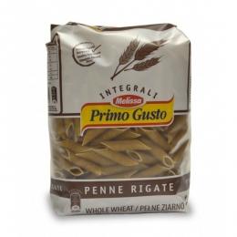 Паста Пенне Ригате MELISSA-Primo Gusto темная(перья) 500г