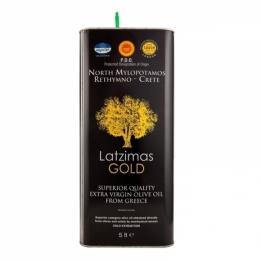 Оливковое масло Latzimas Gold Extra Virgin  5л