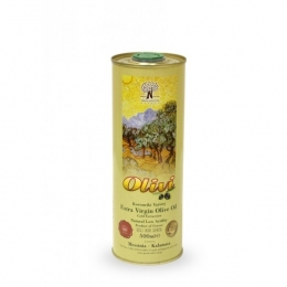 Масло оливковое первого холодного отжима Olivi 500мл