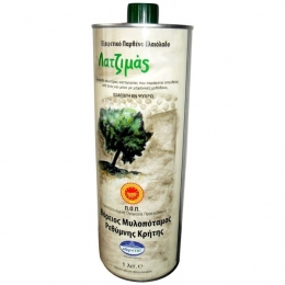 Оливковое масло LATZIMAS extra virgin 0,5 л