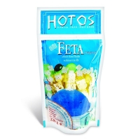 """Сыр Фета """"Hotos"""" кубиками со специями в масле"""