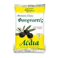 Оливки сушеные в оливковом масле (Фурнистес)