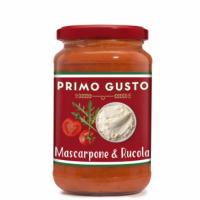 Соус томатный с маскарпоне и рукколой Primo Gusto 350 г
