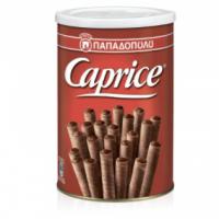 Вафли венские с фундуком и шоколадным кремом CAPRICE 250г