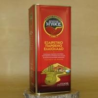 Оливковое масло extra virgin Cretan Mythos 5л