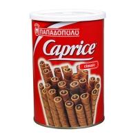 Венские вафельные трубочки Каприз Caprice 250г